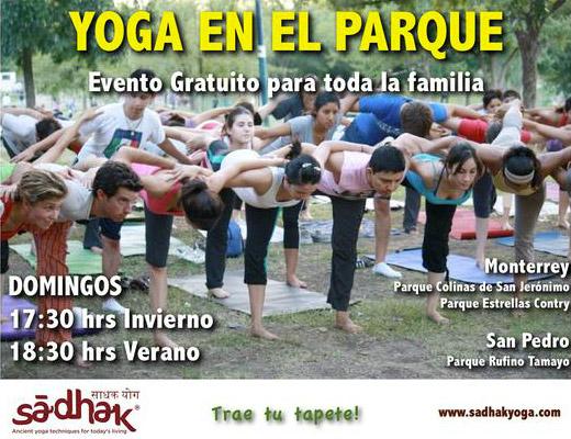sadhak-yoga-en-el-parque
