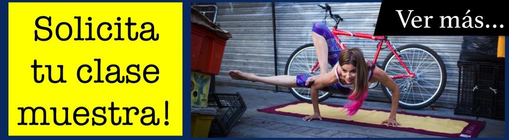 Solicita tu clase Sadhak Yoga