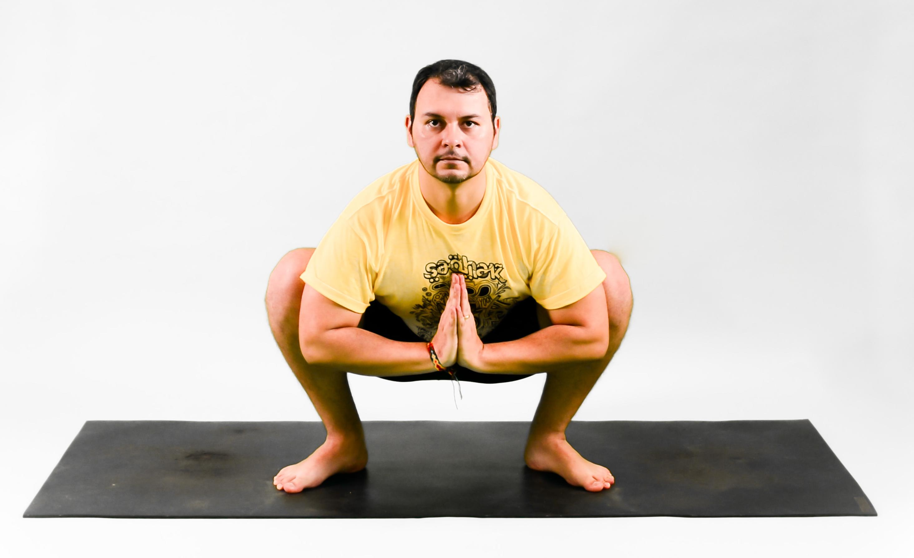yoga malasana