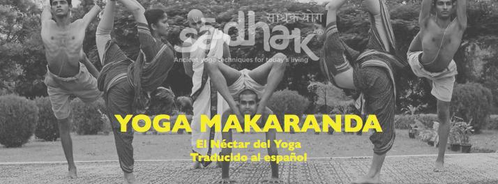 Portada Yoga Makaranda web sadhak.002