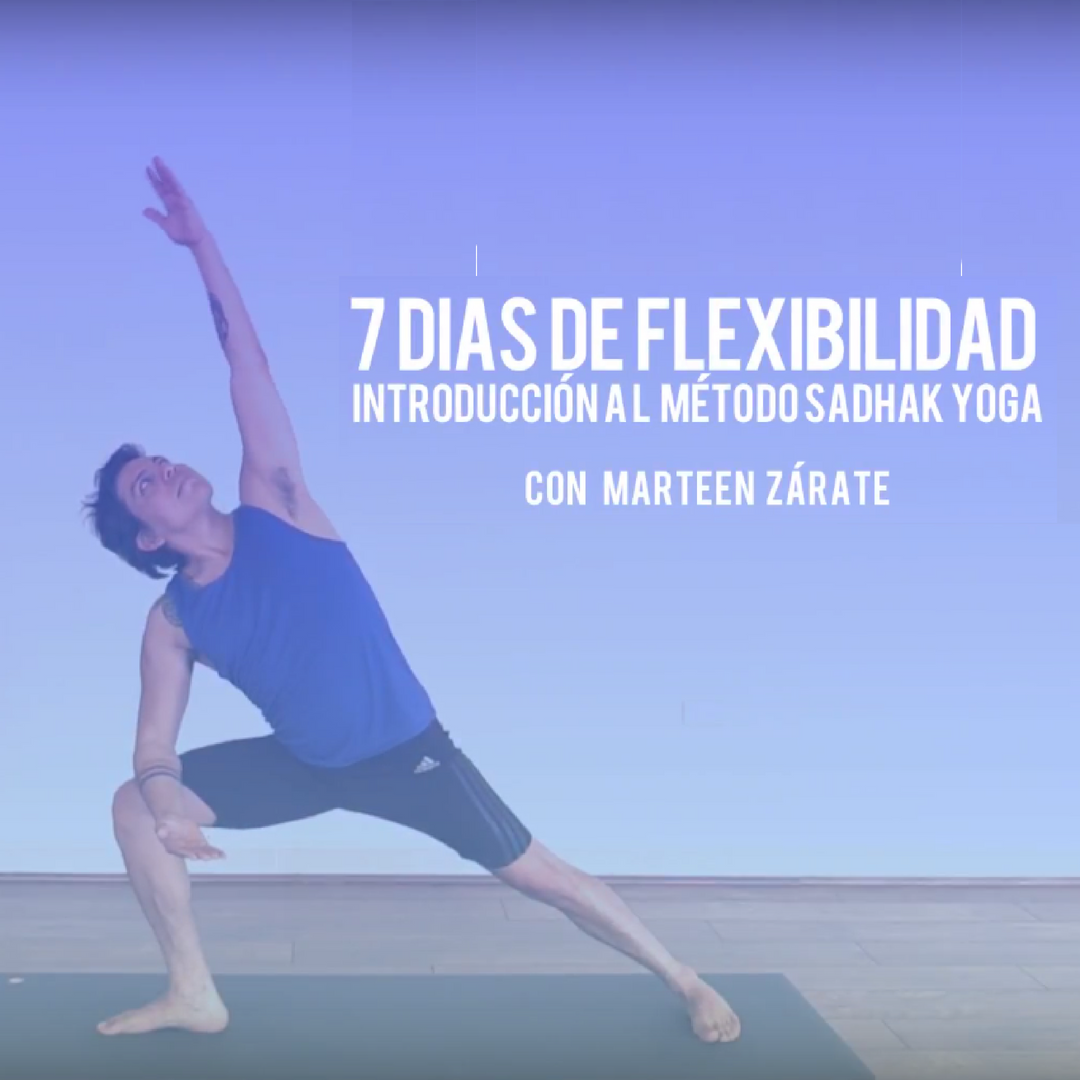 7 días de Flexibilidad – Yoga para Principiantes – Sādhak Yoga Institute